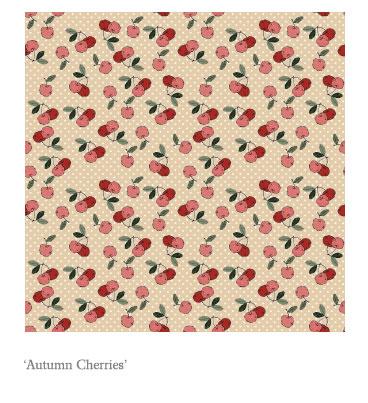 Autumn cherries